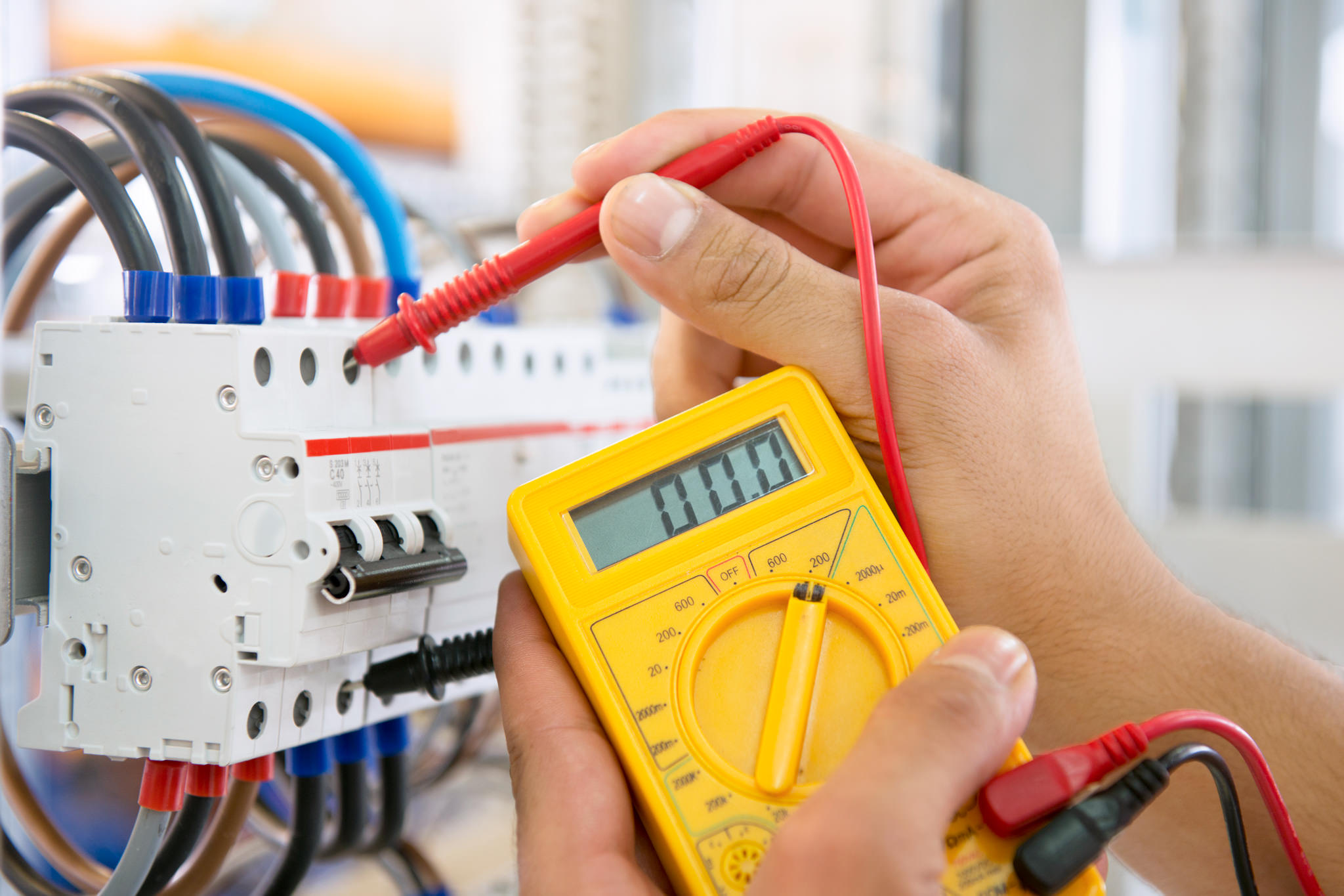 Electrical test and inspection