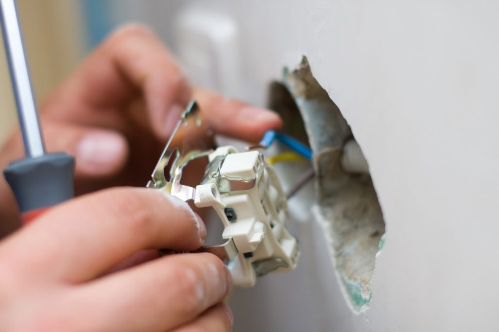 Electrician in Hertfordshire